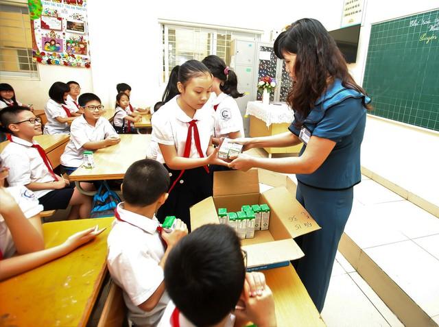 """Chương trình Sữa học đường và nỗ lực cải thiện """"nạn"""" thiếu vi chất dinh dưỡng - Ảnh 5."""