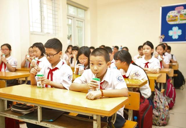 """Chương trình Sữa học đường và nỗ lực cải thiện """"nạn"""" thiếu vi chất dinh dưỡng - Ảnh 6."""