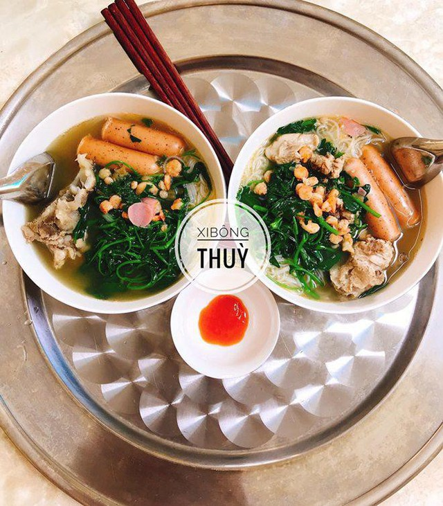 Những bữa cơm nấu vội nhưng vẫn cực chất của 9x Quảng Ninh khiến chồng ăn rất nhiệt tình - Ảnh 12.