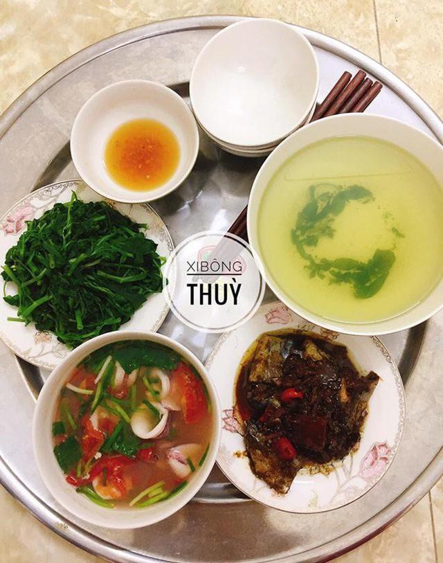 Những bữa cơm nấu vội nhưng vẫn cực chất của 9x Quảng Ninh khiến chồng ăn rất nhiệt tình - Ảnh 17.