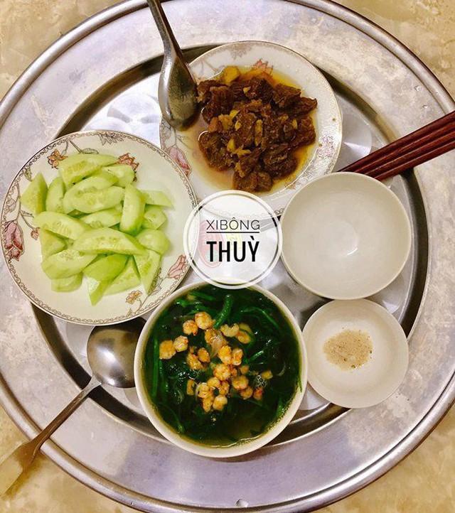 Những bữa cơm nấu vội nhưng vẫn cực chất của 9x Quảng Ninh khiến chồng ăn rất nhiệt tình - Ảnh 18.