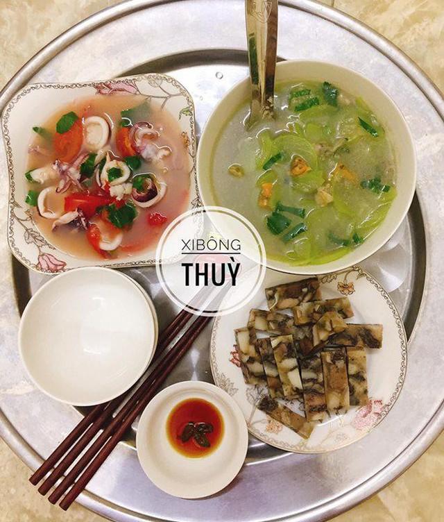 Những bữa cơm nấu vội nhưng vẫn cực chất của 9x Quảng Ninh khiến chồng ăn rất nhiệt tình - Ảnh 3.