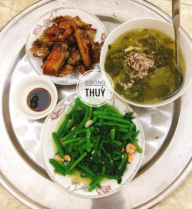 Những bữa cơm nấu vội nhưng vẫn cực chất của 9x Quảng Ninh khiến chồng ăn rất nhiệt tình - Ảnh 5.
