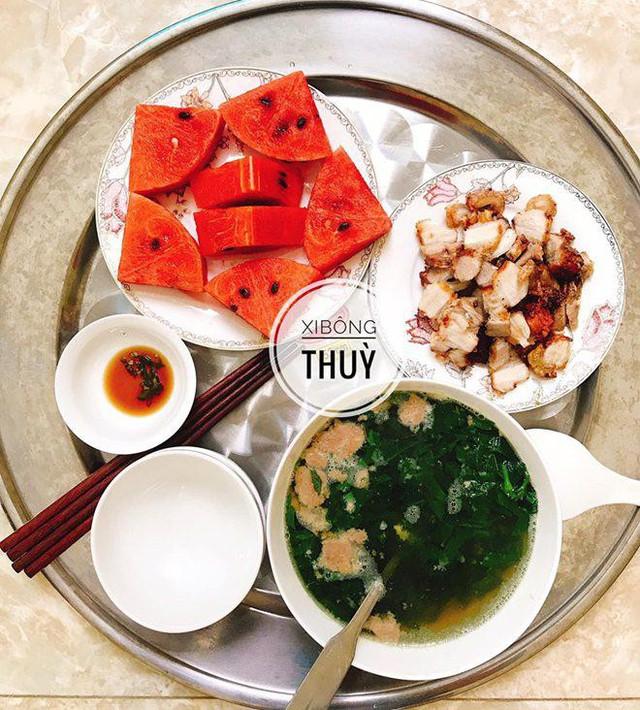 Những bữa cơm nấu vội nhưng vẫn cực chất của 9x Quảng Ninh khiến chồng ăn rất nhiệt tình - Ảnh 9.