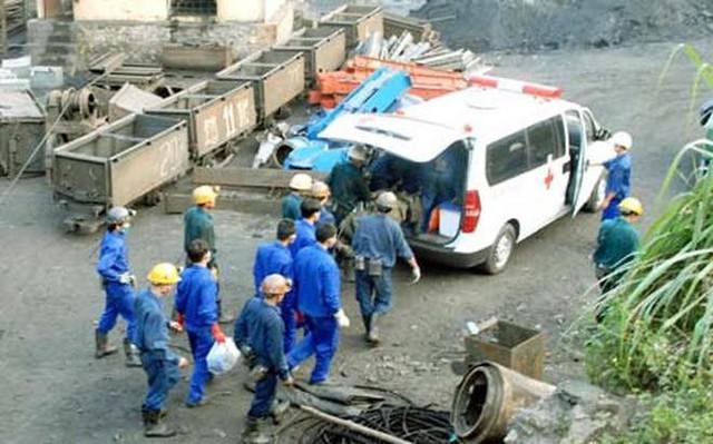 Nam công nhân ngành than bị điện giật tử vong - Ảnh 1.