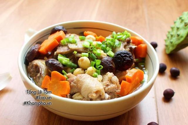 Gợi ý mâm cơm 5 món từ sen siêu ngon cho Ngày gia đình Việt Nam - Ảnh 4.