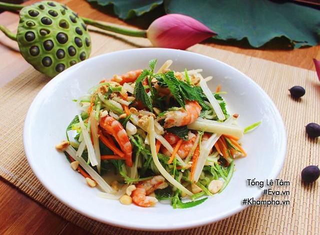 Gợi ý mâm cơm 5 món từ sen siêu ngon cho Ngày gia đình Việt Nam - Ảnh 6.