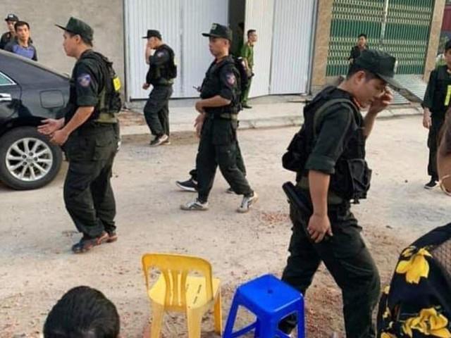 Phá sới bạc khủng tại Bắc Giang - Ảnh 1.