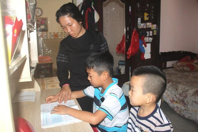 Tương lai mịt mờ của 2 đứa trẻ có bố chết vì tai nạn, bà nội mắc bệnh ung thư - Ảnh 3.