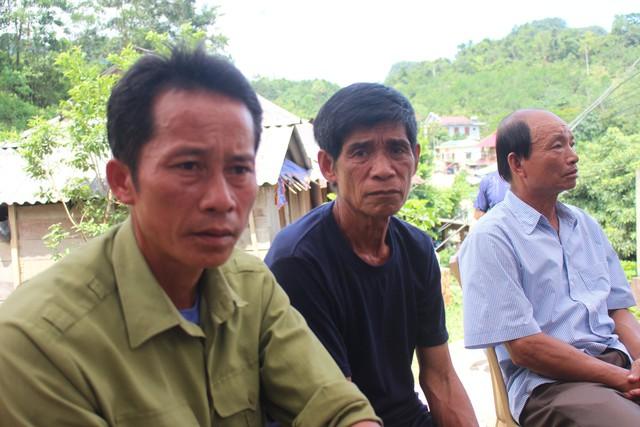 Người thân đau đớn trước sự hy sinh của Thiếu tá Vi Văn Nhất