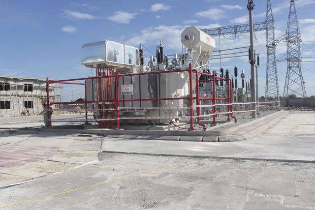 ' Nhà máy điện mặt trời đầu tiên ở Hà Tĩnh đi vào hoạt động '