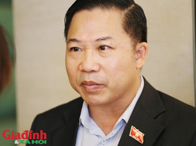 Ông Lưu Bình Nhưỡng cho biết, bản thân ủng hộ việc khôi phục, chấn hưng thương hiệu cà phê Trung Nguyên. Ảnh: Lê Bảo.
