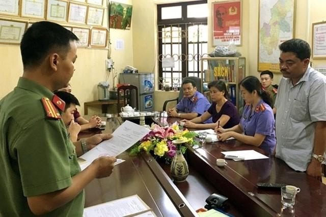Đã có 5 đối tượng bị khởi tố trong vụ án gian lận thi cử tại Hà Giang.