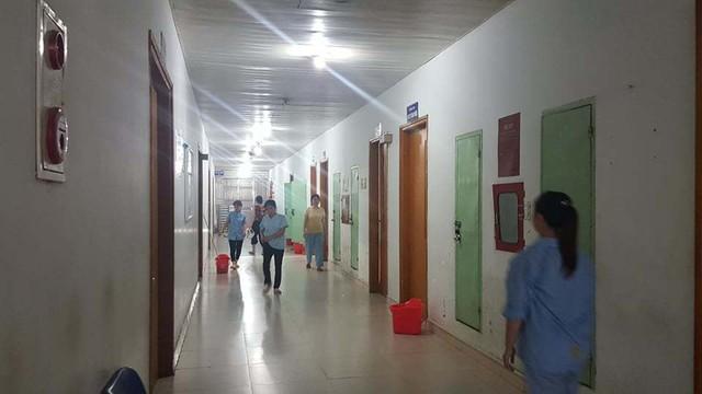 Khoa Cấp tính nữ (bệnh viện Tâm thần Trung ương I)