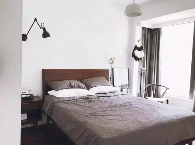 Không gian nghỉ ngơi được bố trí nội thất đơn giản, màu sắc hài hòa để đảm bảo sự yên tĩnh cho người sử dụng.