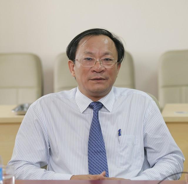 Ông Nguyễn Doãn Tú - Tổng cục trưởng Tổng cục Dân số.