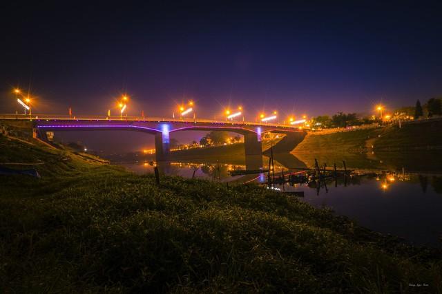 Lạng Sơn: Thiếu nữ nhảy sông Kỳ Cùng mất tích - Ảnh 1.