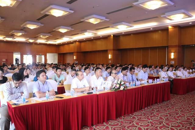 Hội thảo thu hút gần 300 khách mời từ các cơ quan trung ương, địa phương và cộng đồng doanh nghiệp tỉnh Thái Bình.