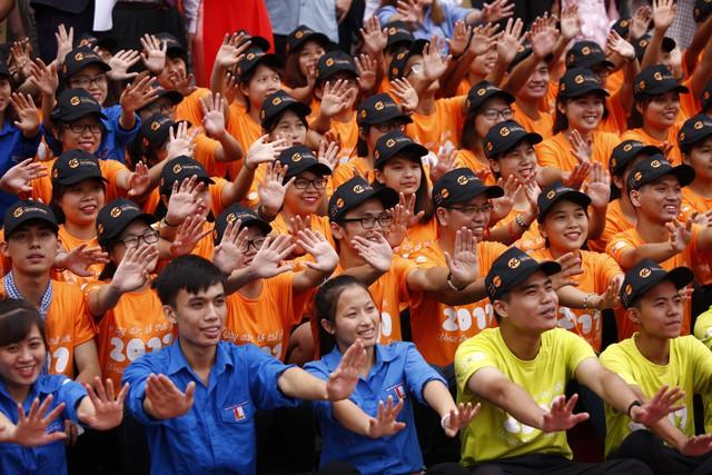 25 năm qua, UNFPA đã đồng hành cùng ngành dân số Việt Nam vượt qua nhiều khó khăn và thách thức. Ảnh: chí cường