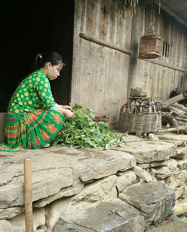 Một ngày vất vả kiếm tiền đi học của nữ sinh nghèo người Hmông được tuyển thẳng vào đại học - Ảnh 9.