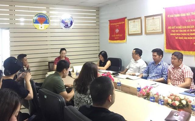 Sở VH-TT&DL Vĩnh Phúc lên tiếng về việc cấp phép tổ chức chương trình trao giải 'Nữ hoàng thương hiệu Việt Nam 2019' - Ảnh 2.