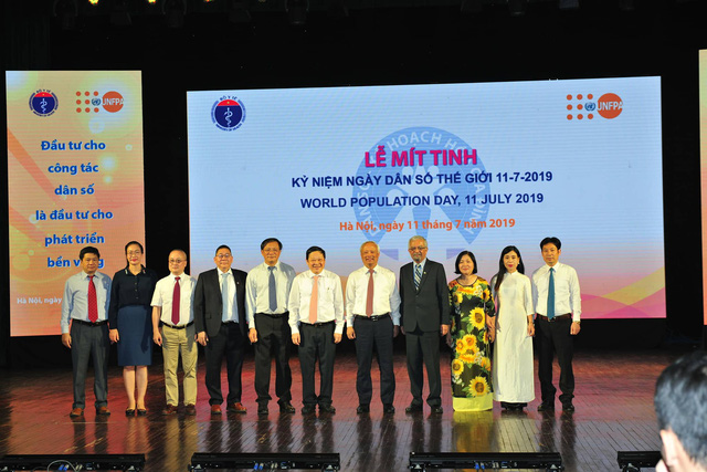 Phó Chủ tịch Quốc hội Uông Chu Lưu: Nhanh chóng củng cố, kiện toàn tổ chức bộ máy và cán bộ làm công tác dân số - Ảnh 1.