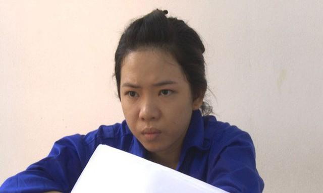 Đối tượng Nguyễn Thị Quỳnh Như