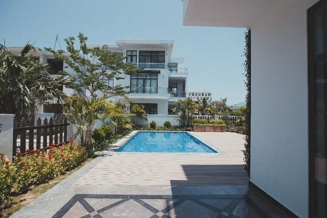 Những căn Biệt thự siêu VIP tại FLC Sầm Sơn có diện tích rộng rãi và có hồ bơi riêng