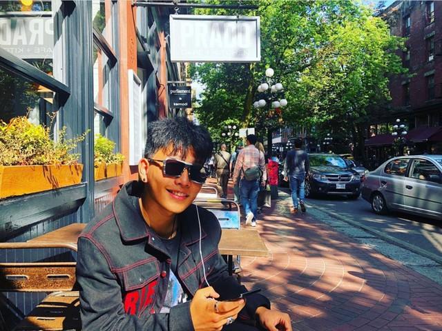 Trần Khôn khoe hình ảnh mới nhất của con trai ở tuổi 17