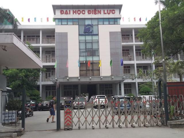 Hàng loạt lùm xùm đang diễn ra tại Đại học Điện lực (thuộc Bộ Công thương).