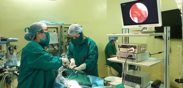 Cắt amidan tại Bệnh viện Đa khoa Xanh Pôn