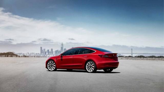 Tesla Model 3 là mẫu xe điện được ưa chuộng nhất tại Mỹ. (Ảnh: Tesla)
