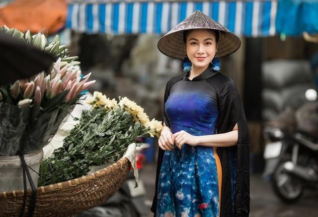 Phạm Phương Thảo không hài lòng với thái độ của Hoa hậu Áo dài Tuyết Nga - Ảnh 1.