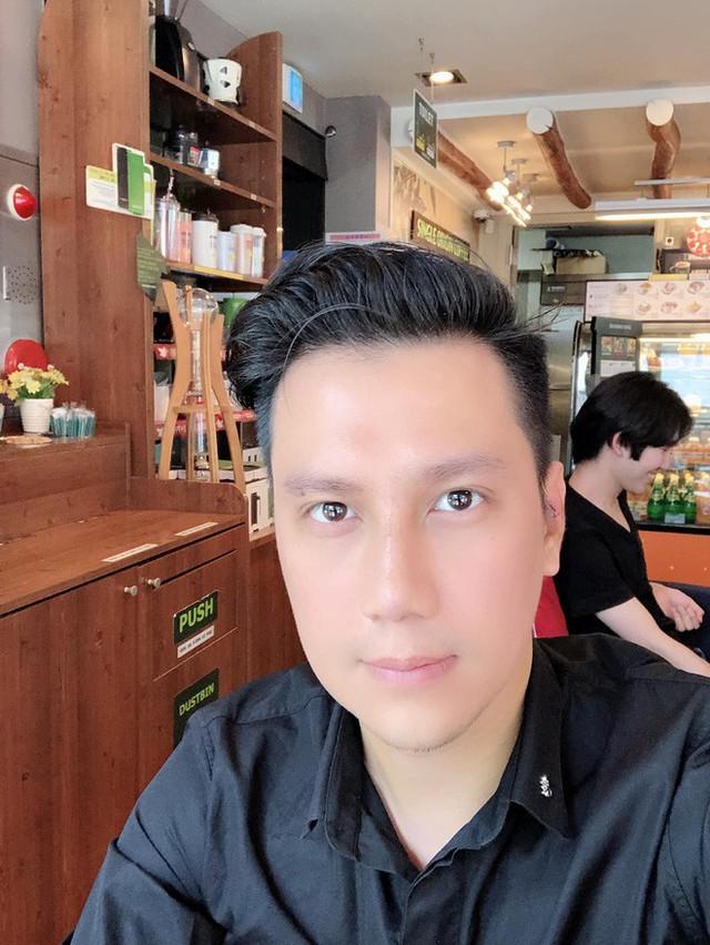 Hình ảnh gây bão dư luận từng được Việt Anh đăng tải ngày 6/7 vừa qua. Theo nam diễn viên, lúc này anh mới thẩm mỹ được 6 ngày.