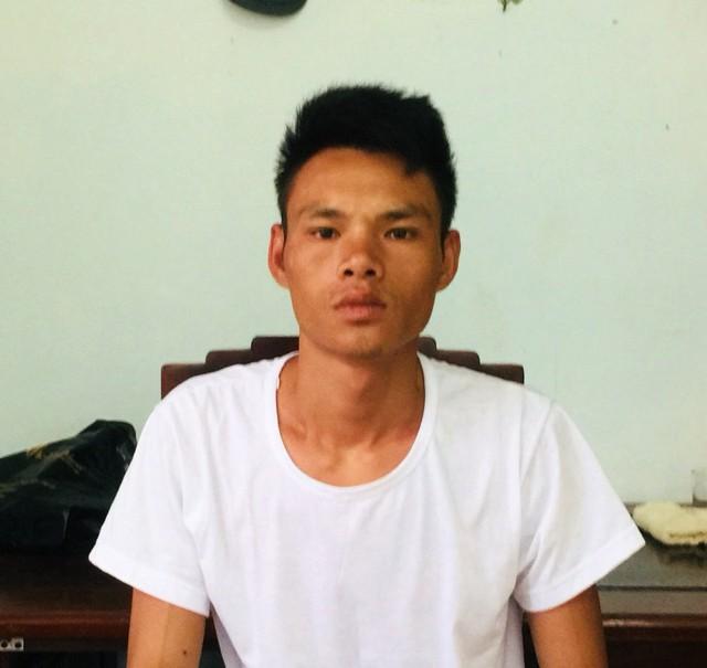 Ngư dân Tần Chí Tài (Trung Quốc) được Hải quân Việt Nam cứu sống. Ảnh: H.Phương