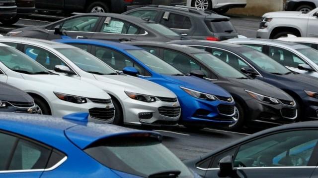 Việt Nam đang nhập khẩu ô tô nhiều nhất từ Thái Lan và Indonesia