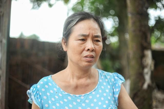 Con trai của nữ công nhân xấu số bị tài xế taxi đâm tử vong ở Hà Nội: Nhà chưa kịp xây mà mẹ đã đi rồi... - Ảnh 4.