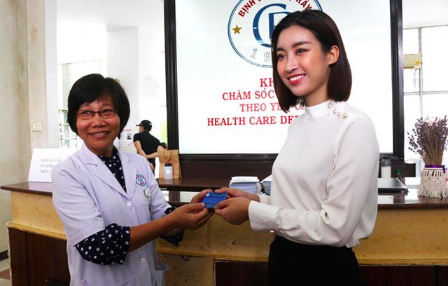 Hoa hậu Mỹ Linh đăng ký hiến tạng: Được truyền cảm hứng từ câu chuyện bé Hải An - Ảnh 3.