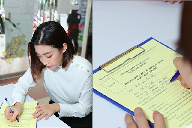 Hoa hậu Mỹ Linh đăng ký hiến tạng: Được truyền cảm hứng từ câu chuyện bé Hải An - Ảnh 4.