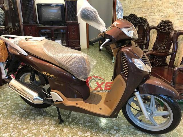 Honda SH150i 2008 nhập đi cực ít thuộc sở hữu của chủ xe sống ở phố cổ Hà Nội
