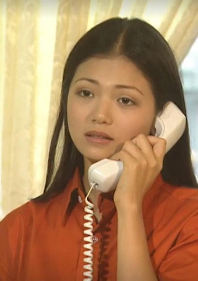 Kiều Anh từng đảm nhận vai Nhung trong phim Phía trước là bầu trời.