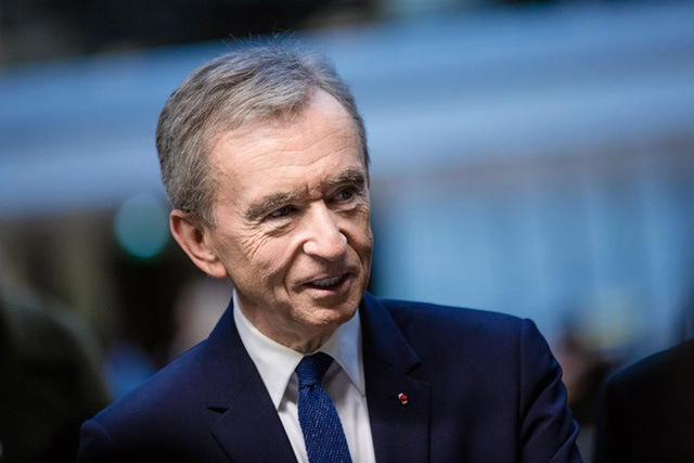 Tỷ phú người Pháp thay thế vị trí của Bill Gates. Ảnh: Bloomberg.