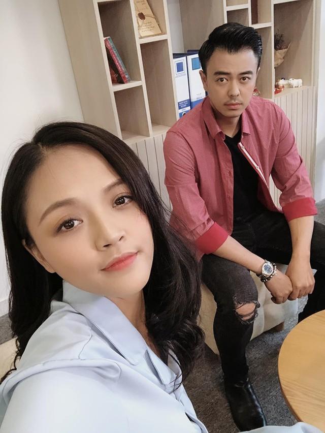 Tuấn Tú và Thu Quỳnh là bạn bè đã nhiều năm ở ngoài đời.