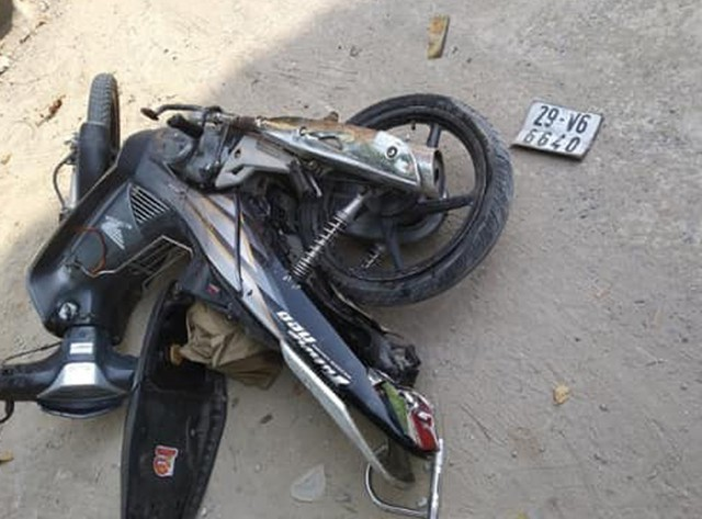 Vụ xe EcoSport tông hàng loạt xe rồi bỏ chạy: Tài xế gây tai nạn đã ra trình diện tại cơ quan công an - Ảnh 2.