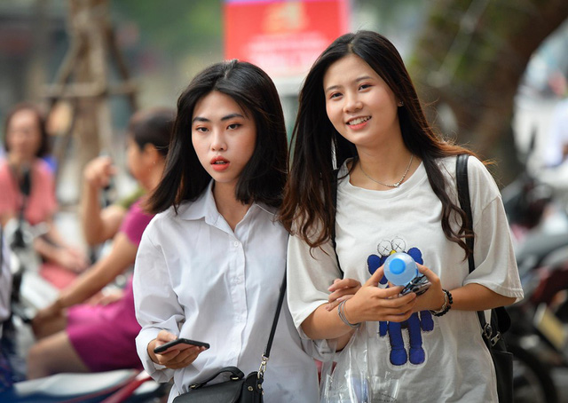 Phương thức xét tuyển học bạ ngày càng phổ biến ở các trường với chỉ tiêu tuyển sinh từ 10% đến 70% tổng chỉ tiêu. Ảnh minh họa: Việt Hùng.