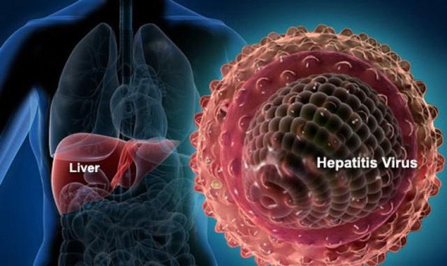 Viêm gan vi rút đang là căn bệnh nguy hiểm