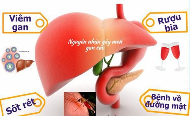Gan bị hủy hoại, viêm gan sẽ gây ra nhiều biến chứng cho người bệnh.