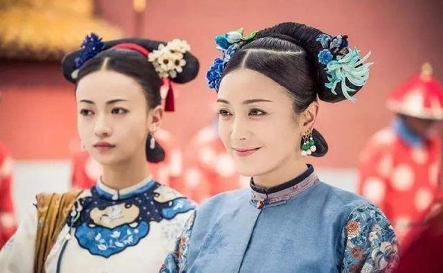 Hình ảnh của hai ngôi sao trong phim Diên Hy Công Lược, bộ phim từng hot năm 2018.