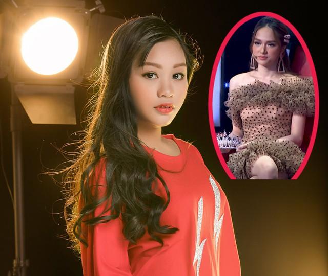Chỉ mới 11 tuổi nhưng Võ Khánh Ngọc sở hữu một profile khủng khiến ai cũng trầm trồ. Ảnh: BTC