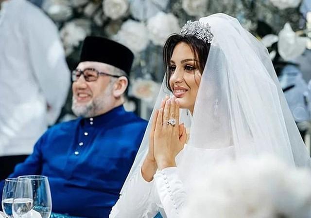 Người đẹp Nga tự hào về dòng máu Malaysia trong con trai mới sinh - Ảnh 3.